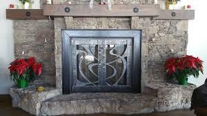 custom fireplace doors dact us