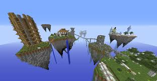 Skyblock Map Survival In The Air Map For Minecraft File Minecraft Com