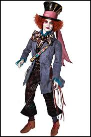 Hellboy Halloween Costume Mad Hatter Costumes Halloween 2011 Mad Hatter Costume Alice