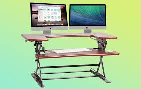 daily deal get better at your job with this standing desk men u0027s