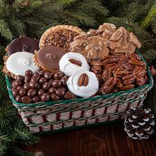 christmas baskets christmas gift basket gourmet candy gift baskets river