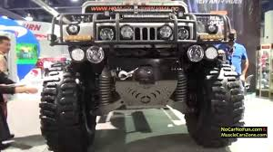 jeep hummer 2015 extremely lifted hummer h2 by hima 2015 sema motor show youtube