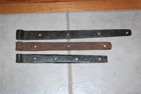 Strap Hinges For Barn Doors by 3 Antique 16 13