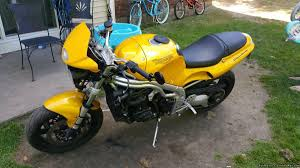 triumph daytona 595 motorcycles for sale