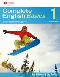complete english basics 1 macmillan education english