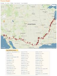 Amtrak Map Schedule by Amtrak Coast Starlight Trip Summary And My Train Traveling Thoughts