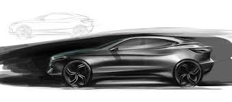 ferrari sketch side view automobile prathyush devadas page 2