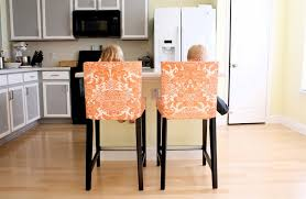 bar chair covers flowers kitchen chair covers home furniture and decor
