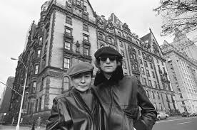 the dakota john lennon u0027s new york city apartment building from