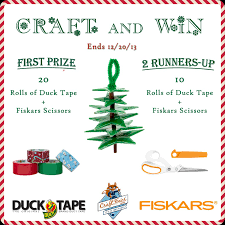 craft it and win duck ornament contest craftfoxes