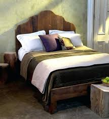 wood bed frame and headboard u2013 successnow info
