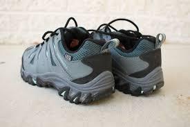 merrell moab ventilator womens womens merrell select grip hiking shoes size 6 5 sedona sage