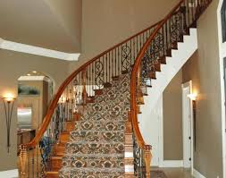 kids awesome wood railings for stairs interior wood stair