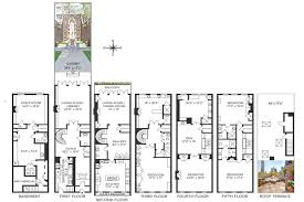 Townhouse House Plans by San Francisco Victorian Houses Floor Plans