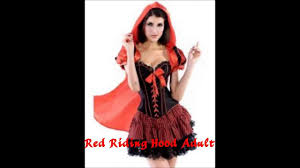 Hooded Halloween Costumes 20 Red Riding Hood Costume Ideas