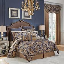 Royal Bedding Sets Buy Royal Blue Bedding Sets From Bed Bath Beyond