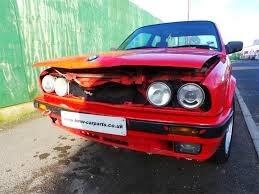 bmw e30 spare parts 1991 bmw 3 series 320i se 2 door saloon petrol automatic