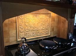 backsplash medallions kitchen alluring kitchen backsplash mozaic insert tiles decorative medallion