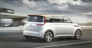 new volkswagen bus electric volkswagen budd e concept breaks cover the week uk