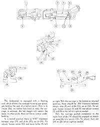 underwood standard typewriter repair ames basic repair training