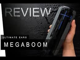 ue megaboom black friday ue megaboom review youtube