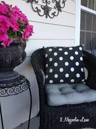Where To Buy Upholstery Fabric Spray Paint Diy Experiment Use Regular Spray Paint On Outdoor Cushions 11