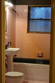 Pink Tile Bathroom by Goodbye Pink Tile Bathroom From The 60s Hello Lanier Theological