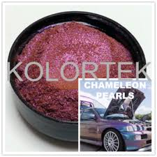 chameleon flip shift pearls color shift pigments for car paint