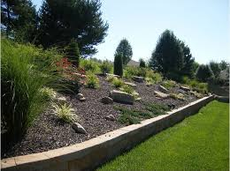 Landscaping Ideas Front Yard Download Front Yard Landscaping Ideas On A Slope Homeform