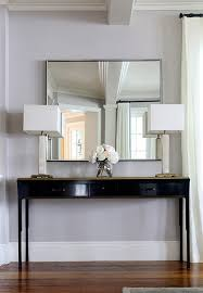 Black Console Table Black And Gold Console Table Design Ideas