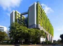 hã user architektur aussenfassade moderne architektur häuser vertikaler garten