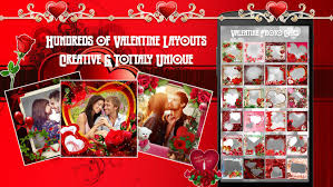 valentine s day valentine day photo collage maker android apps on google play
