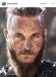 ragnar lothbrok cut his hair ragnar lothbrok travis fimmel unf his face blood fuuuck me