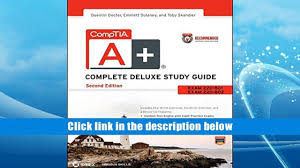 download comptia a complete deluxe study guide recommended