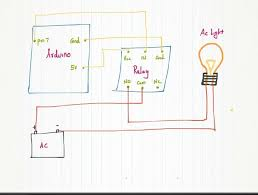 controlling ac light using arduino with relay module 7 steps