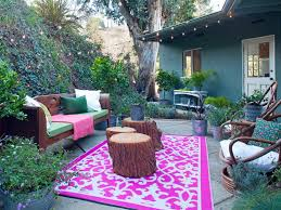 Small Outdoor Patio Ideas Outdoor Designer Looks For Under 500 Hgtv