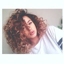 curly lob hairstyle curly hair pinteres