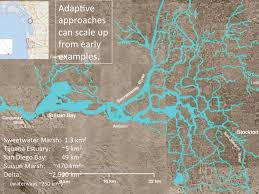San Diego Bay Map by Adaptive Approaches To Wetland Restoration In Southern California