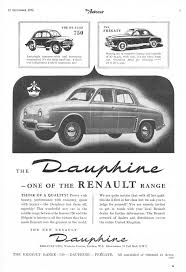 1958 renault dauphine 53 best la renault dauphine images on pinterest cars my father