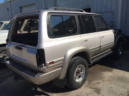 toyota address parting out north florida 97 lx450 u0026 toyota land cruiser