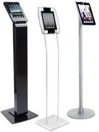 ipad stands floor standing countertop u0026 wall mount