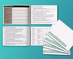 lexus service maintenance lexus service history book vehicle maintenance record log