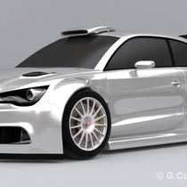audi a1 wrc audi a1 wrc concept work in progress benvenuti su peppecasamirra