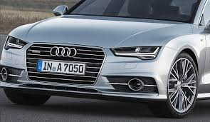 slammed audi a7 how standard led headlights on the audi a7 facelift will change