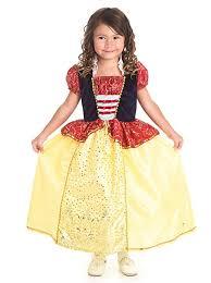 amazon com little adventures snow white princess dress up costume