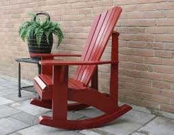 Let Me Be Your Rocking Chair Relax In The Shade With These Seashell Adirondack Rocking Chairs