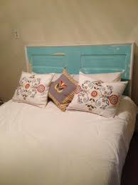 Making Headboards Out Of Old Doors by How To Make A Headboard Out Of An Old Door Mommything