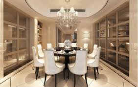 Round Table For Dining Room Dining Rooms - Black round dining room table