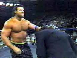 diamond studd tom zenk battles the diamond studd and the z is stripped in