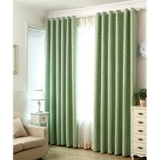 Green Curtains For Nursery Polka Dot Curtains Teawing Co